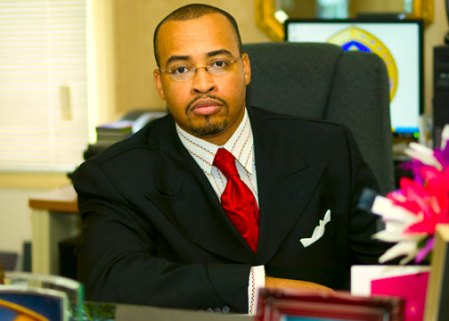 Pastor Green in Office