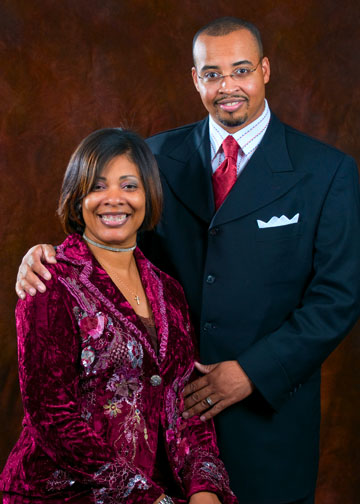 Pastor Micael and Candace Green